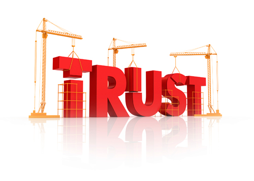 Изграждаме доверие между нас и партньорите си