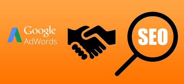 Как Google Адуърдс помага на SEO-то