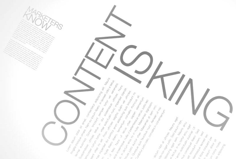 Планиране на съдържанието в сайта